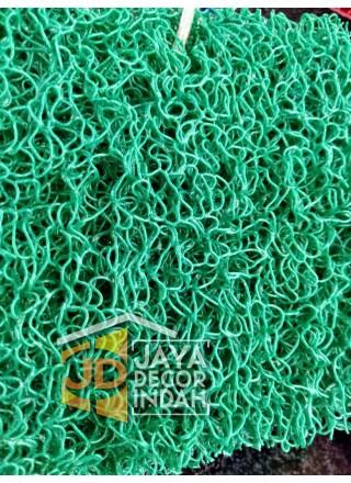 Keset PVC 18 meter/roll Lebar 120 meter Green