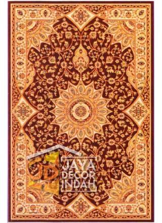 Karpet Permadani Akmal Motif 0552B-PHS37 160x230, 200x300, 240x340, 300x400