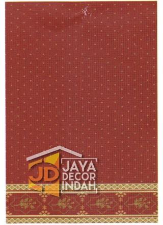 Karpet Sajadah Asma Red Motif Bintik 120x600, 120x1200, 120x1800, 120x2400, 120x3000