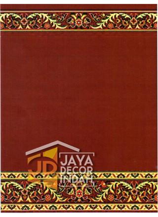 Karpet Sajadah Al Hussen 689039_DKG Red 120x600, 120x1200, 120x1800, 120x2400, 120x3000