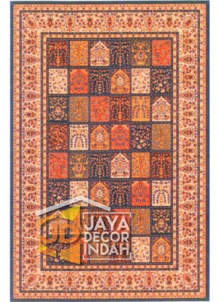 Karpet Permadani Akmal Motif 0365C-PHS27 160x230, 200x300, 240x340, 300x400