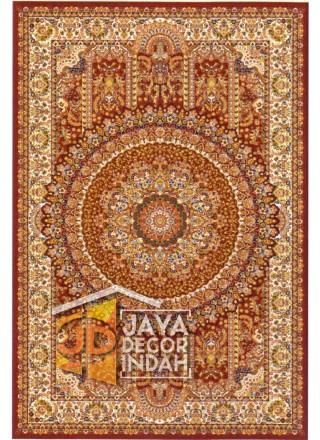 Karpet Permadani Mirza Motif 0707A-PCA55 160x230, 200x300, 240x340, 300x400