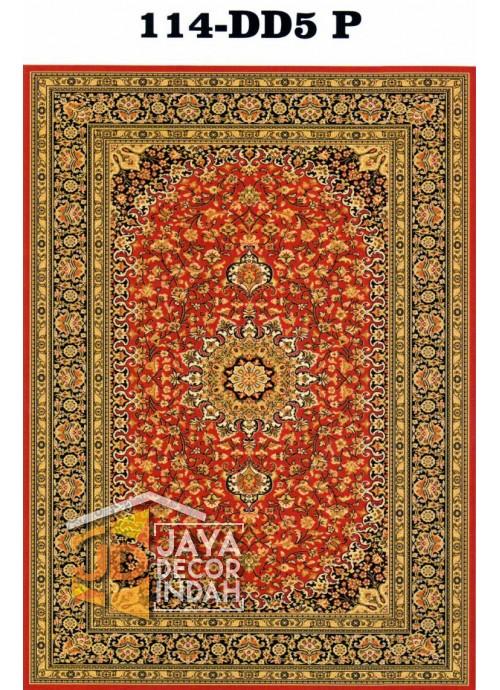 Karpet Permadani Pyramid Motif 111-DD5 K 120x160, 160x230, 200x300, 240x340, 300x400
