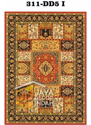 Karpet Permadani Pyramid Motif 311-DD5 I 120x160, 160x230, 200x300, 240x340, 300x400