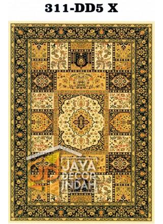 Karpet Permadani Pyramid Motif 311-DD5 X 120x160, 160x230, 200x300, 240x340, 300x400