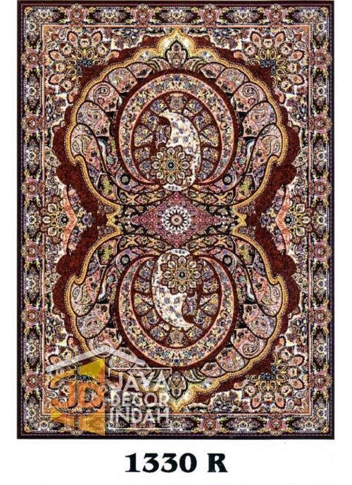 Karpet Permadani Royal Tapis Motif 1330R 160x230, 200x300, 240x340, 300x400