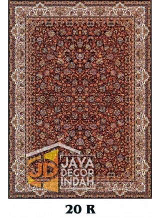 Karpet Permadani Royal Tapis Motif 20R 160x230, 200x300, 240x340, 300x400