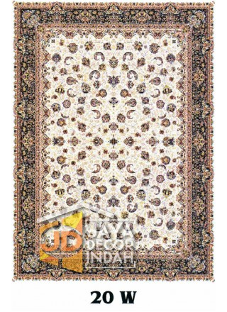 Karpet Permadani Royal Tapis Motif 20W 160x230, 200x300, 240x340, 300x400