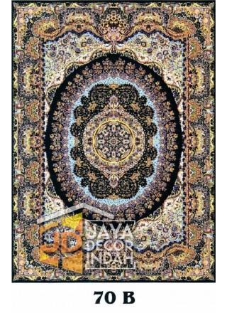 Karpet Permadani Royal Tapis Motif 70B 160x230, 200x300, 240x340, 300x400