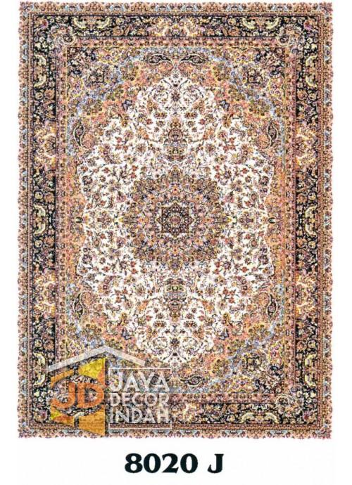 Karpet Permadani Royal Tapis Motif 8020J 160x230, 200x300, 240x340, 300x400