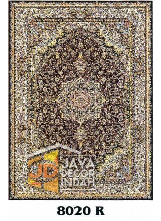 Karpet Permadani Royal Tapis Motif 8020R 160x230, 200x300, 240x340, 300x400