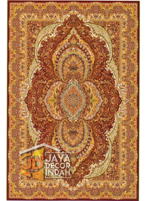 Karpet Permadani Shah Palace Motif 1970A-YAB66 160x230, 200x300, 240x340, 300x400