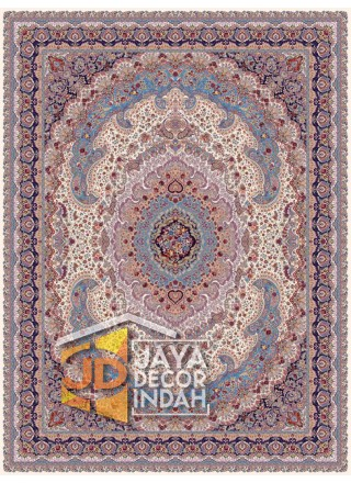 Karpet Permadani Solomon 1200 Reeds DORNA 3026 ukuran 150x225, 200x300, 250x350, 300x400