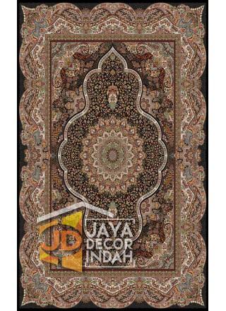 Karpet Permadani Solomon 700 Reeds GOLSHAN 2942 ukuran 100x150, 150x225, 200x300, 250x350, 300x400