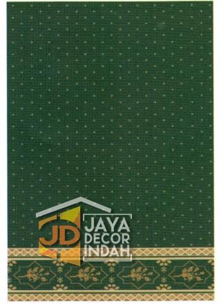 Karpet Sajadah Asma Green Motif Bintik 120x600, 120x1200, 120x1800, 120x2400, 120x3000