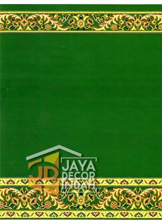 Karpet Sajadah Al Hussen 689039_DKG Green 120x600, 120x1200, 120x1800, 120x2400, 120x3000
