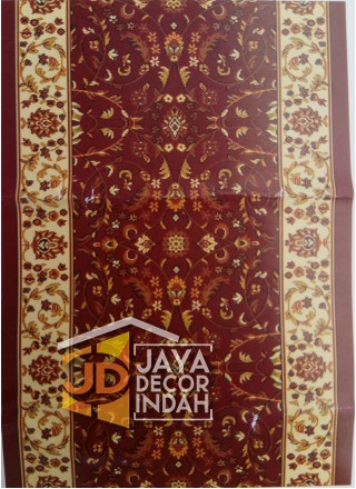 Karpet Sajadah Syariar Gold Motif 040R 115 x 1240 cm