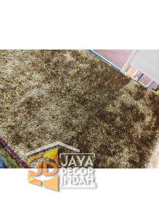 Shaggy Ideal gold brown 150x200, 120x160