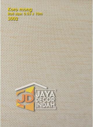 KOROMONG Wallpaper 3002 Textured