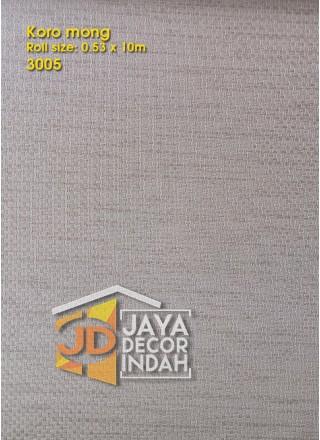 KOROMONG Wallpaper 3005 Textured