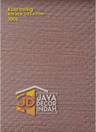 KOROMONG Wallpaper 3006 Textured