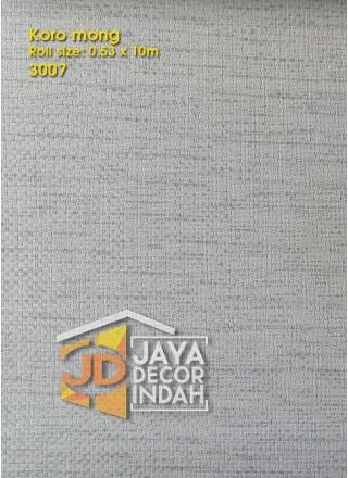 KOROMONG Wallpaper 3007 Textured