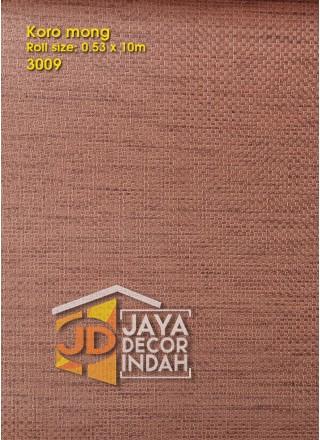 KOROMONG Wallpaper 3009 Textured