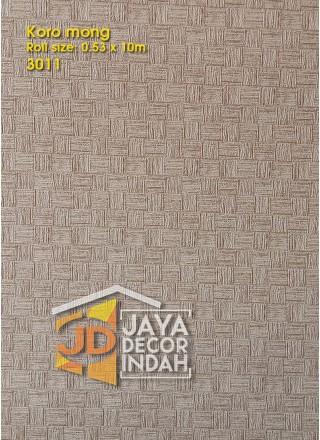 KOROMONG Wallpaper 3011 Textured