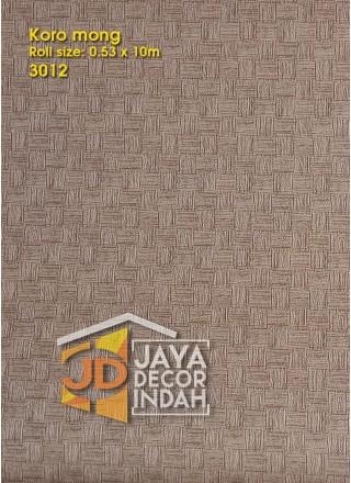 KOROMONG Wallpaper 3012 Textured