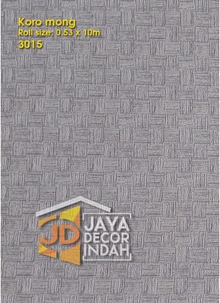 KOROMONG Wallpaper 3015 Textured