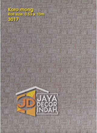 KOROMONG Wallpaper 3017 Textured