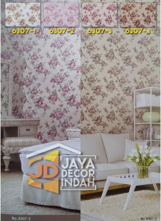 LUSSO Wallpaper 6307 Flower