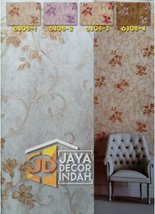 LUSSO Wallpaper 6308 Flower