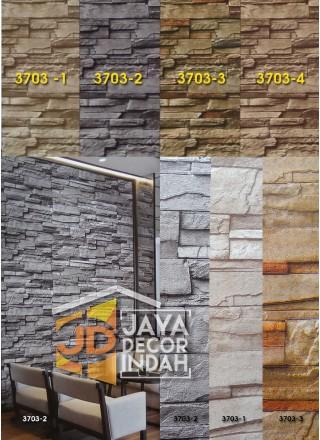 OLIVIA Wallpaper 3703 Stone