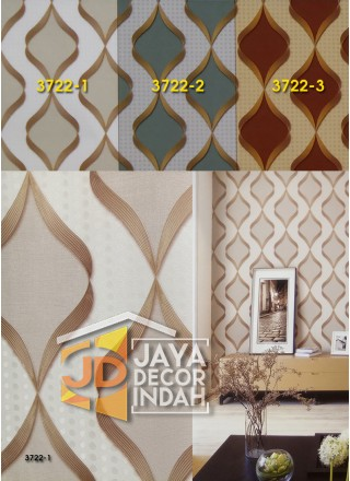 OLIVIA Wallpaper 3722 Pattern