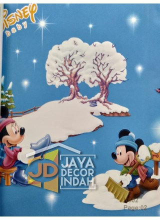 Star Kids Wallpaper Disney Baby Mickey Minnie Mouse