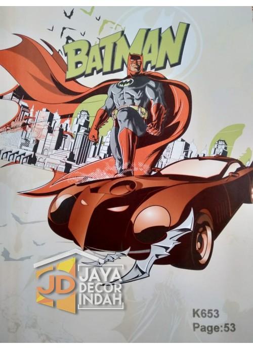 Star Kids Wallpaper Batman