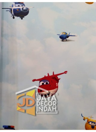 Star Kids Wallpaper Super Wings