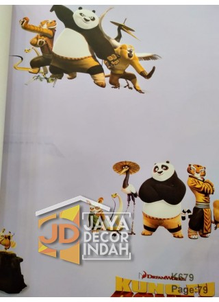 Star Kids Wallpaper Kungfu Panda