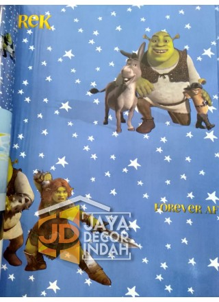 Star Kids Wallpaper Shrek
